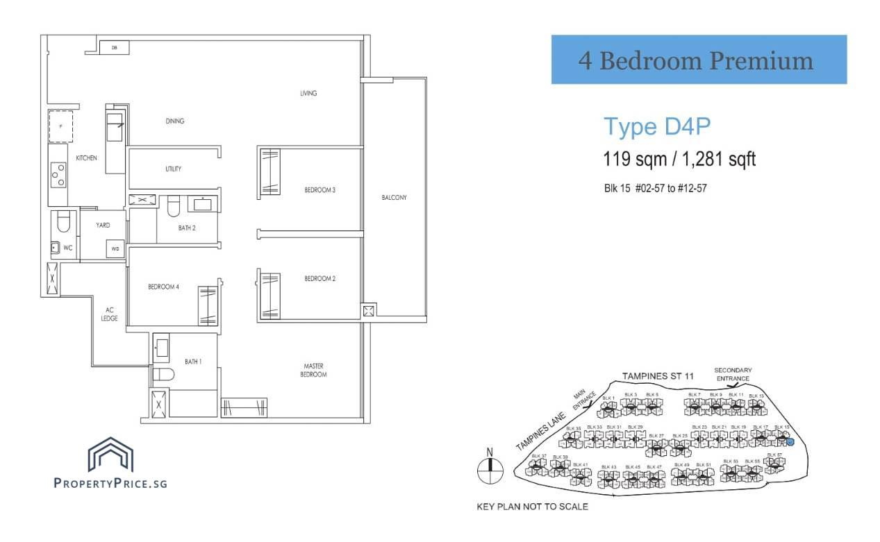 Type D4P