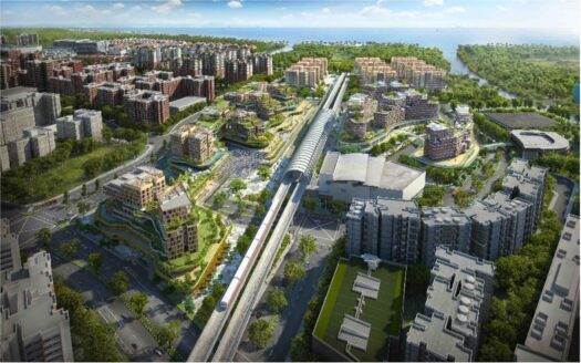 Pasir Ris 8 New Development Site