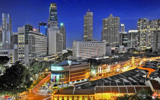 Tanjung Pagar Business District