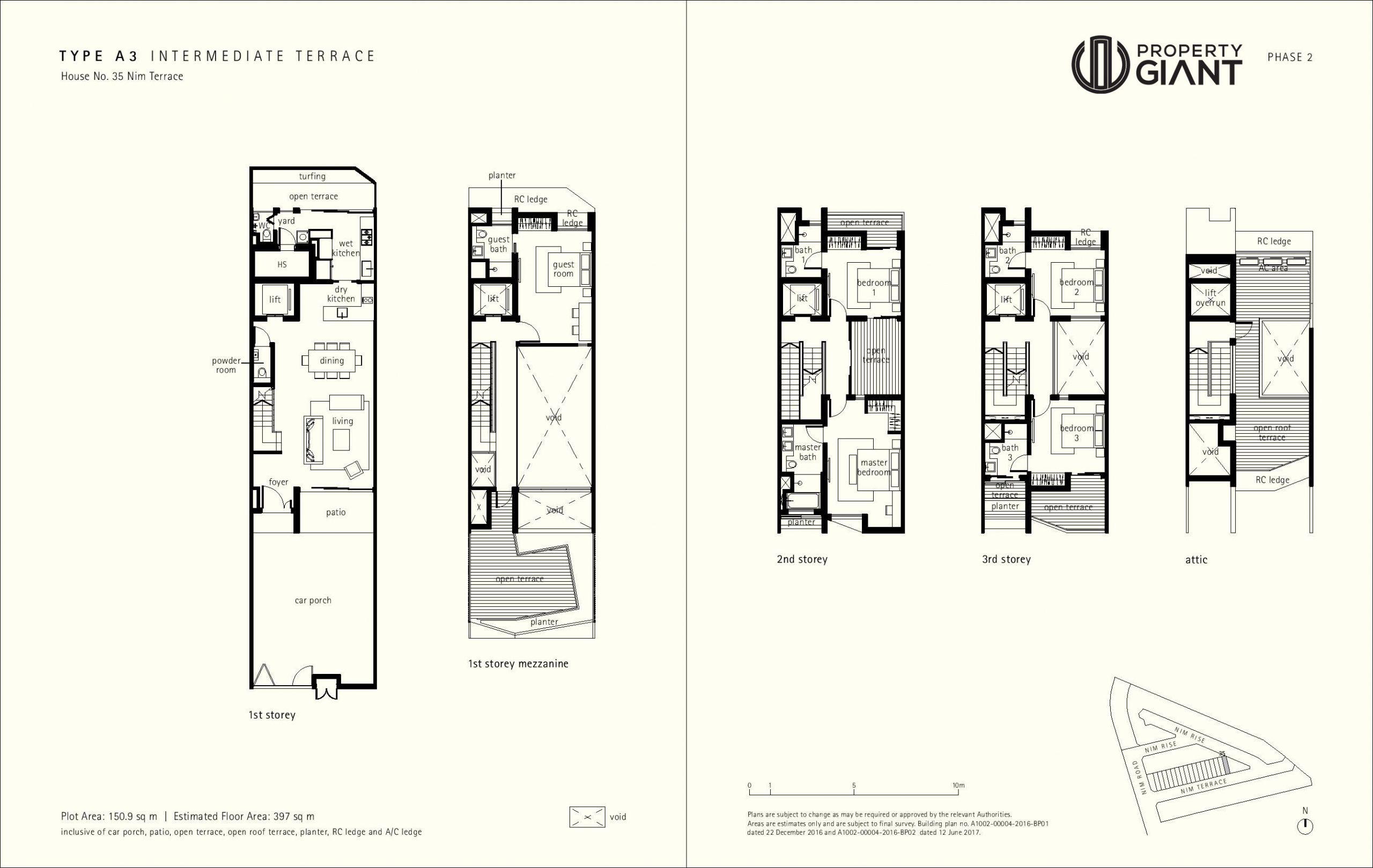Type A3 - No. 35 Nim Terrace