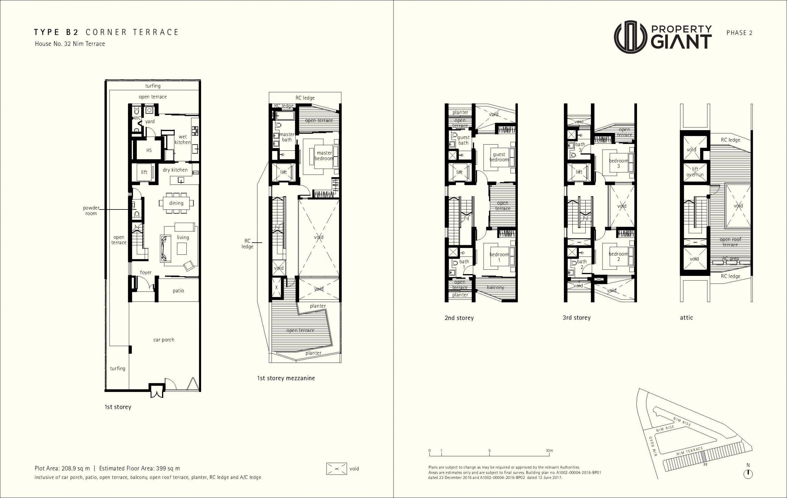 Type B2 - No. 33 Nim Terrace