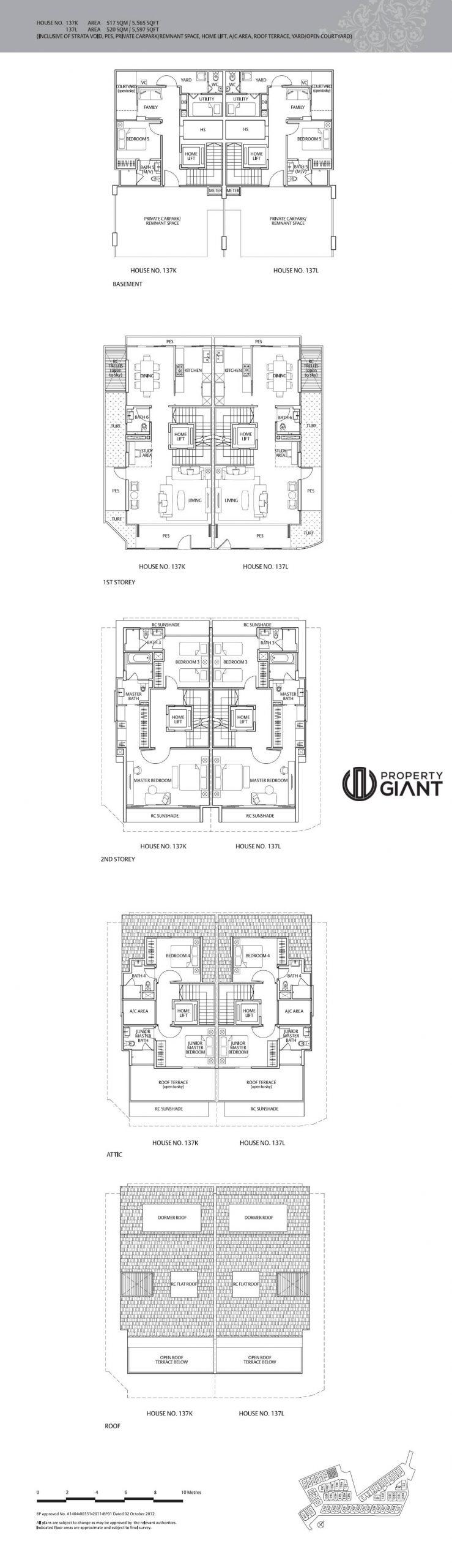 House No. 137K