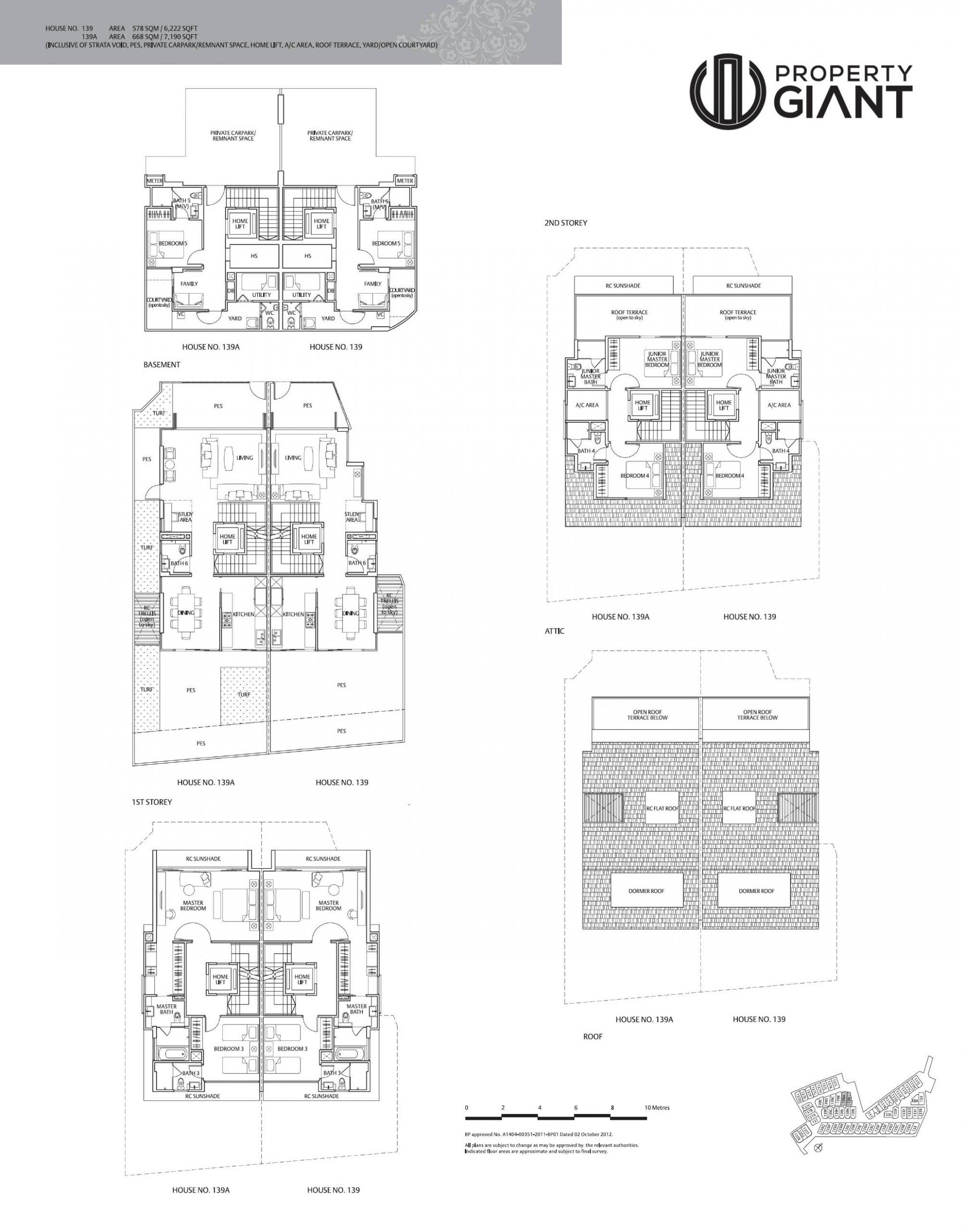 House No. 139A