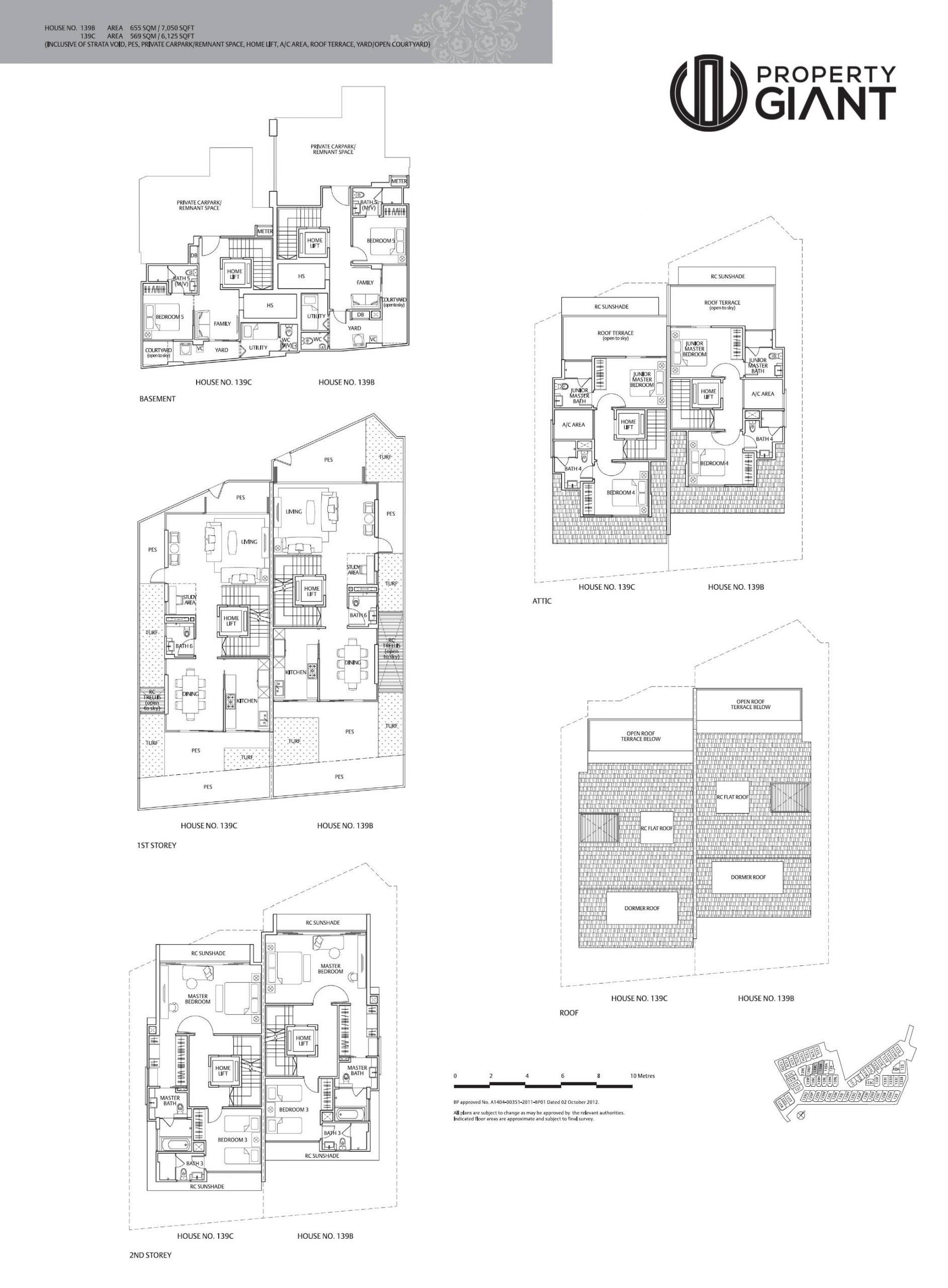 House No. 139B