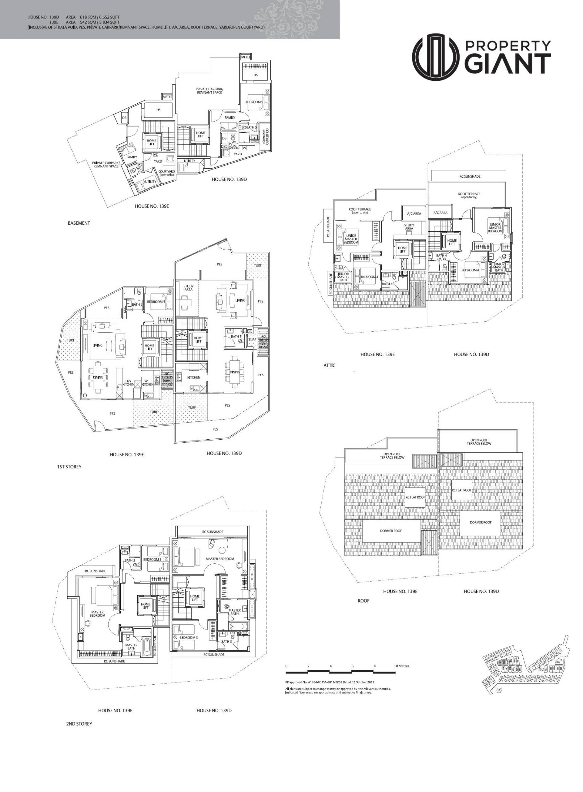 House No. 139D